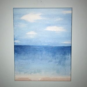Other - beach painting